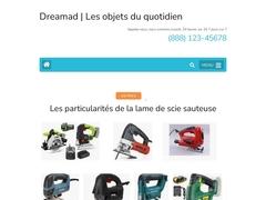 Détails : DREAM AD, régie pub internet
