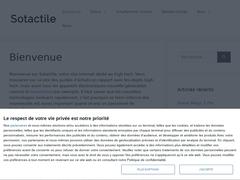Détails : Sotactile - Boutique de tablette en ligne