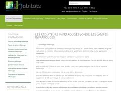 Les Habitats : spécialiste de l'infrarouge