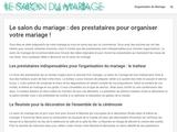 Organisez votre mariage grâce au salon virtuel