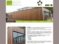 ossature bois extension surélévations bois intégration domotique isolation extérieur