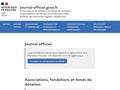 Journal Officiel des Associations