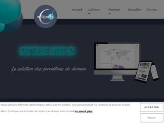 Kacyonet : Création de portail formation