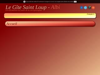Gîte Saint Loup : Location de vacances à Albi en Occitanie