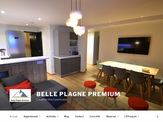 Belle Plagne Premium : location d'un appartement à Belle Plagne