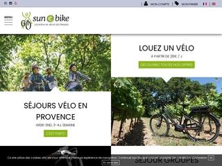 Sun-E-Bike, voyages à vélo électriques en Provence