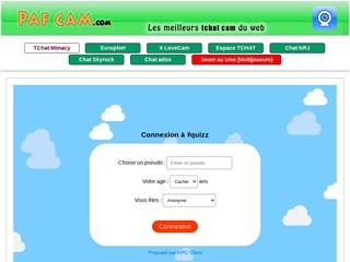 Pafcam.com propose un site de plusieurs tchats avec cam des meilleurs du net.