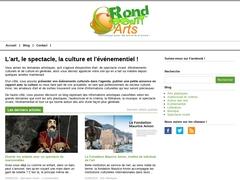 Le site des arts : Rond-point des Arts