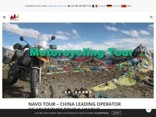 Navo Tour : voyages d'aventure en Chine
