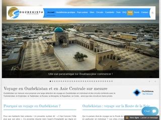 Voyage en Ouzbékistan sur mesure