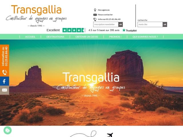 Transgallia : Voyage en groupe