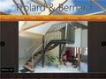 maisons bois, extensions agrandissement menuiserie Trolard & Bernard Frères