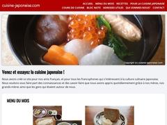 Recettes de cuisine Japonaises