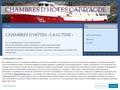 LA LUTINE CHAMBRES ( BATEAU ) D'HOTES