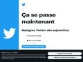 Tweeter de l'association