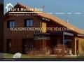 maisons bois en kit pin douglas autoconstruction isolation naturelle Esprit Maison Bois