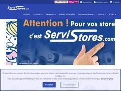 Détails : servistores pièces détachées store extérieur