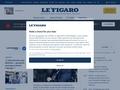 Le Figaro - Indices-devises-matières premières