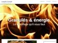 réduire facture chauffage grace au chauffage au bois Granules-energie
