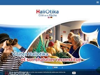HaliOtika, La Cité de la Pêche