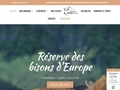 Réserve Bison d'Europe