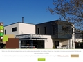 construction maison extension ossature bois avec CCMI procédé MBOC BAC