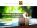 extension et maison ossature bois sur mesure en Charente 16