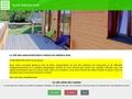 maison chalet bois en kit madriers rondins autoconstruction Syma Maisons Bois