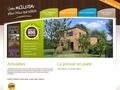 Constructeur maison ossature bois Bretagne Habitat Bois Création