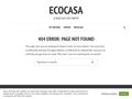 eco-habitat isolation chanvre liège bois ecoCasa