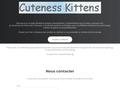 Cuteness Kittens