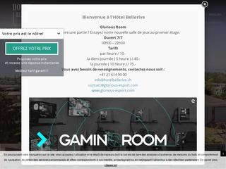 Hôtel Bellerive Lausanne