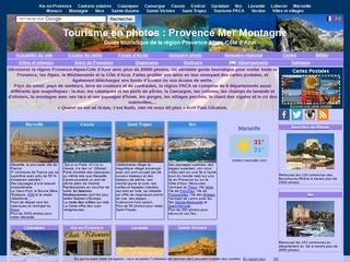Provence Mer Montagne