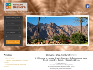 Aventure Berbere Maroc