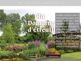 Au Domaine d'Etreuille