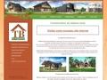 faire construire maison bois massif empilé basse consommation dans le nord isolation extérieure