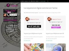 Voyance gratuite sur Contact-voyance.com