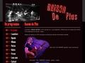 Raison De Plus, groupe de rock progressif