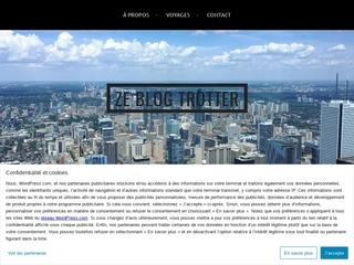 Ze Blog Trotter : Blog de voyage de Célia et Quentin
