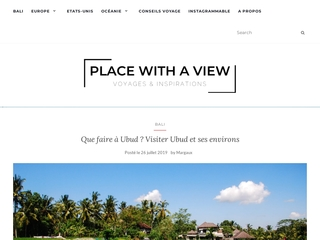 Place with a view : le blog voyages et escapades de Margaux