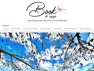 Book de voyage : blog pour voyager en couple ou en famille