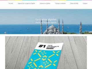 Touriste Algérien : le portail des agences de voyage en Algérie