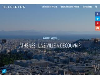 Hellenica, votre guide pour les îles Grecques