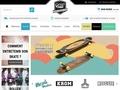 Boutique en ligne pignon fixe, pi�ces d�tach�es de fixie (longboard, trottinettes, beach cruiser...)