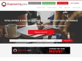 Only Engineer Jobs, Premier site d'emploi