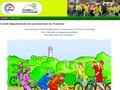 Le comit� d�partemental de cyclotourisme de l'Essonne