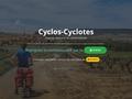 Cyclos-Cyclotes! le Webzine du Cyclotourisme