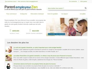 Rendre plus clair l'embauche à domicile pour les parents