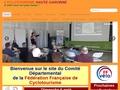 Comit� D�partemental de Cyclotourisme de la Haute-Garonne