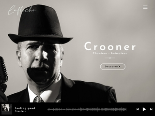 Animateur DJ Crooner